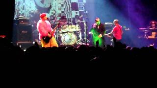03 - The Damned - 35 anniversary tour - Newcastle - i fall.MP4
