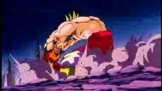 Dragon Ball Z-Pain