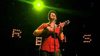 Matt Simons - Catch & release live @ Paard van Troje.