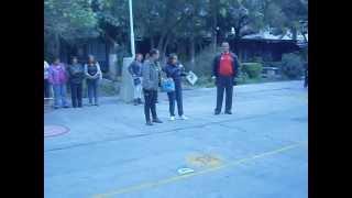 Los Aristeos De Cuautepec A C  Y La Fundacion Chespirito En La Escuela Quetzatcoatl