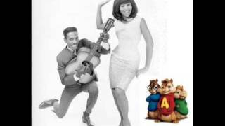 Ike and Tina Turner Feat. The Chipmunks - Betcha Can't Kiss Me Just One Time