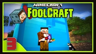 Modded Minecraft - FoolCraft Part 3: Colossal Chest Of Awesomeness!