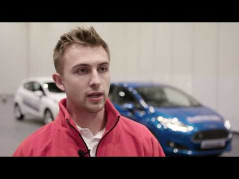 Reaction Speed | Ford Driving Skills For Life