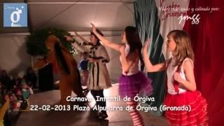 Carnaval Infantil en Órgiva Granada 2013 15