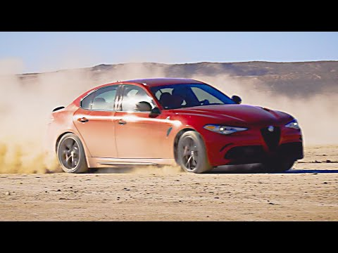 Alfa Romeo Giulia Quadrifoglio (2020) Furious Sports Sedan Ready to Fight the Germans