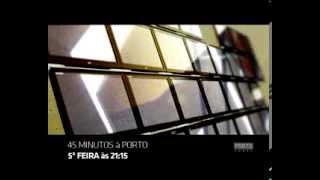 """""""45 minutos à Porto"""", em Bogotá"""