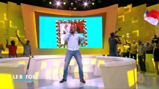 Magic System - Magic In The Air en live - Le Before du Grand Journal