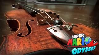 Jump Up, Super Star! - Super Mario Odyssey (Jazz Violin Cover)