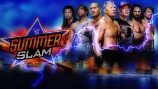 "WWE: SummerSlam 2016 OFFICIAL Theme Song - ""Welcome"" by Fort Minor"