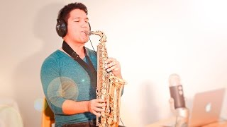 "Martin Garrix - ""Animals"" By - Samuel Solis - (Saxophone Cover)"