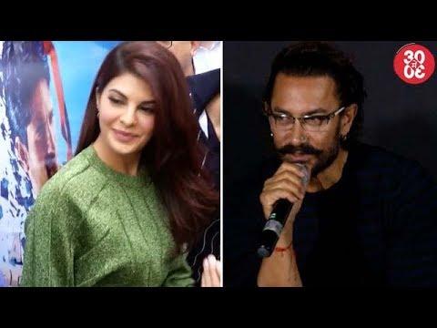 Jacqueline Gets Hospitalized   Aamir Wishes SRK, Anushka & The Team Of 'JHMS'