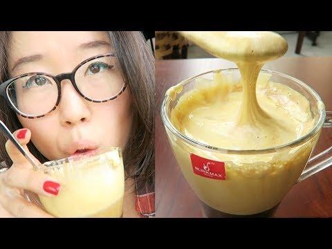 Egg Coffee in Vietnam ► Hidden Cafes in Hanoi