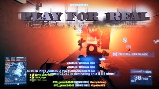 Play For Real | Battlefield 3