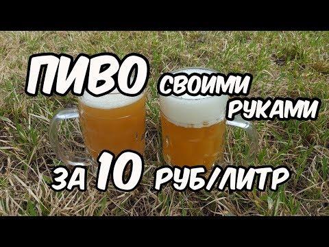 Пиво своими руками за 10 рублей - 1 литр. Как сварить пиво в домашних условиях. Обзор + дегустация photo