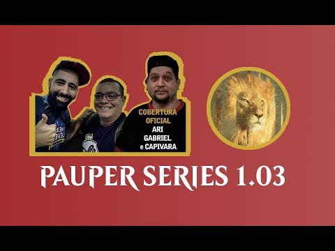 Narração ao vivo Pauper Series 1.03