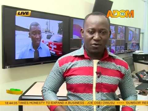 Adom TV News (23-1-17)