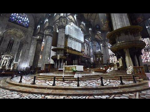 Venerdì 31 luglio 2020 ore 8,00 - Celebrazione dal Duomo di Milano