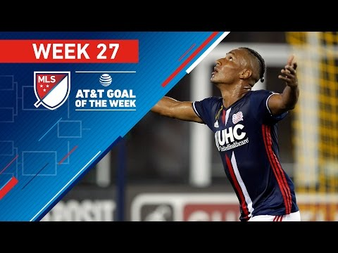 AT&T Goal of the Week | Vote for the Top 8 MLS Goals (Wk 27)