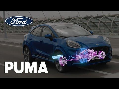 Der neue Ford Puma – EcoBoost Hybrid-Technologie   Ford Austria