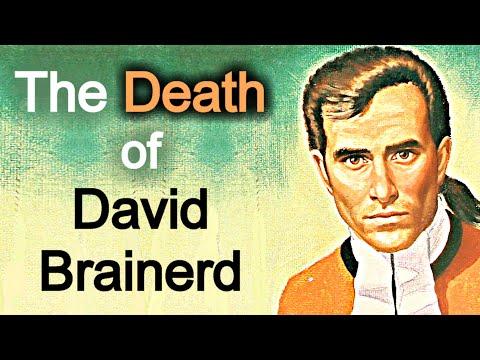The Death of David Brainerd