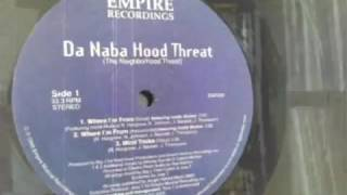 Da Nabahood Threat -  Mind Tricks