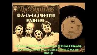 THE SHUFFLES-SHA LA LA I NEED YOU.