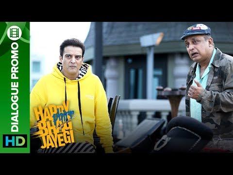 When Bagga and Afridi met Fa!   Happy Phirr Bhag Jayegi   Dialogue Promo