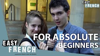 Super Easy French 1 - (for absolute beginners) width=