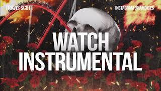 "Travis Scott ""Watch"" Instrumental feat. Lil Uzi Vert & Kanye West Prod. by Dices *FREE DL*"