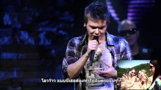 michel telo if i catch you [ Thai Sub ]