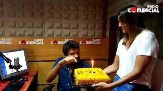 Rádio Comercial | Manhãs - Miguel Araújo faz anos!