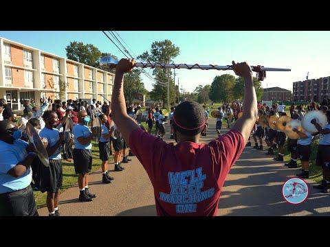 Talladega College   Marching In   Drum Line Showcase 2020
