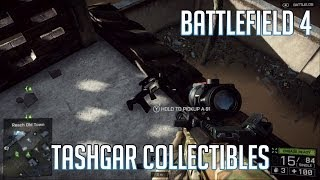 Battlefield 4 - All 'Tashgar' Collectible Locations (Dogtags & Weapons)