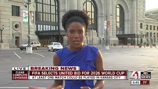 América del Norte gana el voto para ser sede de la Copa del Mundo 2026