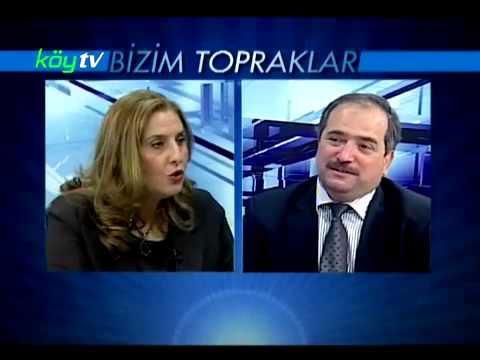 İstanbul Sabahattin Zaim Üniversitesi Gıda Müh. Yrd. Doç. Dr. Halime Pehlivanoğlu Köy TV'de
