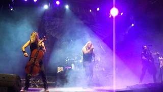 Not Strong Enough - Apocalyptica Live @ Bogotá 2012