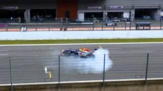 world series.red bull racing f1 demo