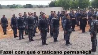 Oração do Taticano - FT CR8