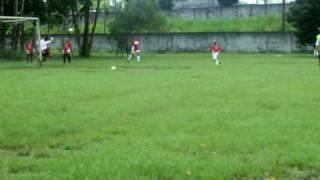 MATHEUS TESTE NA PORTUGUESA JANEIRO 2009