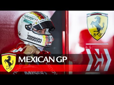 Mexican Grand Prix Preview - Scuderia Ferrari 2019