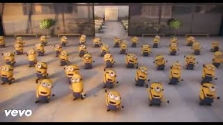 CNCO, Yandel - Hey DJ (Official Video MINIONS )