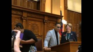 Ludacris Honored at House of Representatives