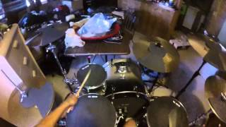 """Scar Issue""- The Color Morale Drum Cover"