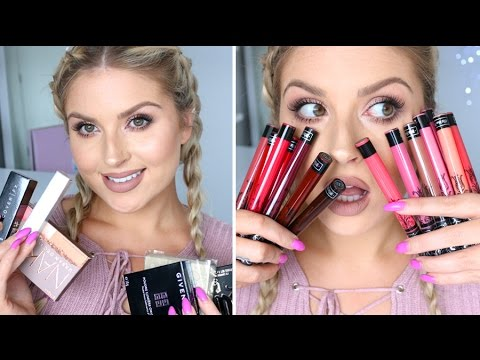 Big Sephora Haul! ? Kat Von D, Givenchy, MUFE, Urban Decay & More!