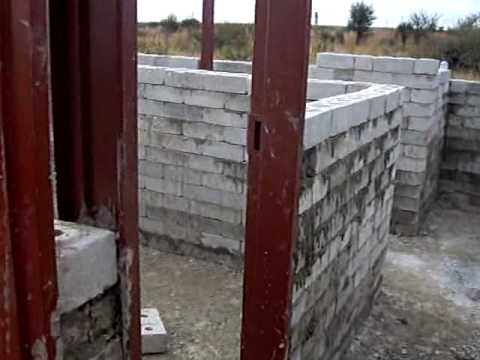 HUMC SA 2009 – Hope Village Unfinished House Tour