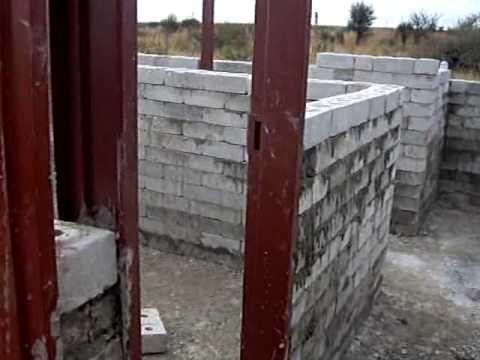HUMC SA 2009 – Hope Village Unfinished House Tour