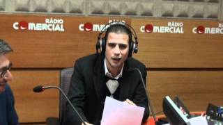 Mixordia de Temáticas (19/04/2012) - Professor Chibanga Adivinha