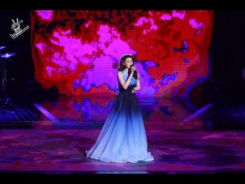 Ioana Ignat - Je t'aime | Live | Vocea Romaniei