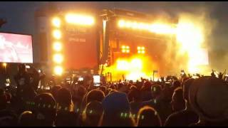 Rammstein Feuer Frei - Live Rock im Park Nürnberg 2017
