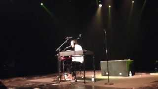 Chet Faker - Talk is Cheap (Live in Milan - Fabrique)